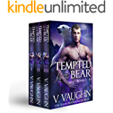 Tempted by the Bear - Complete Trilogy (Northeast Kingdom Bears Book 2)