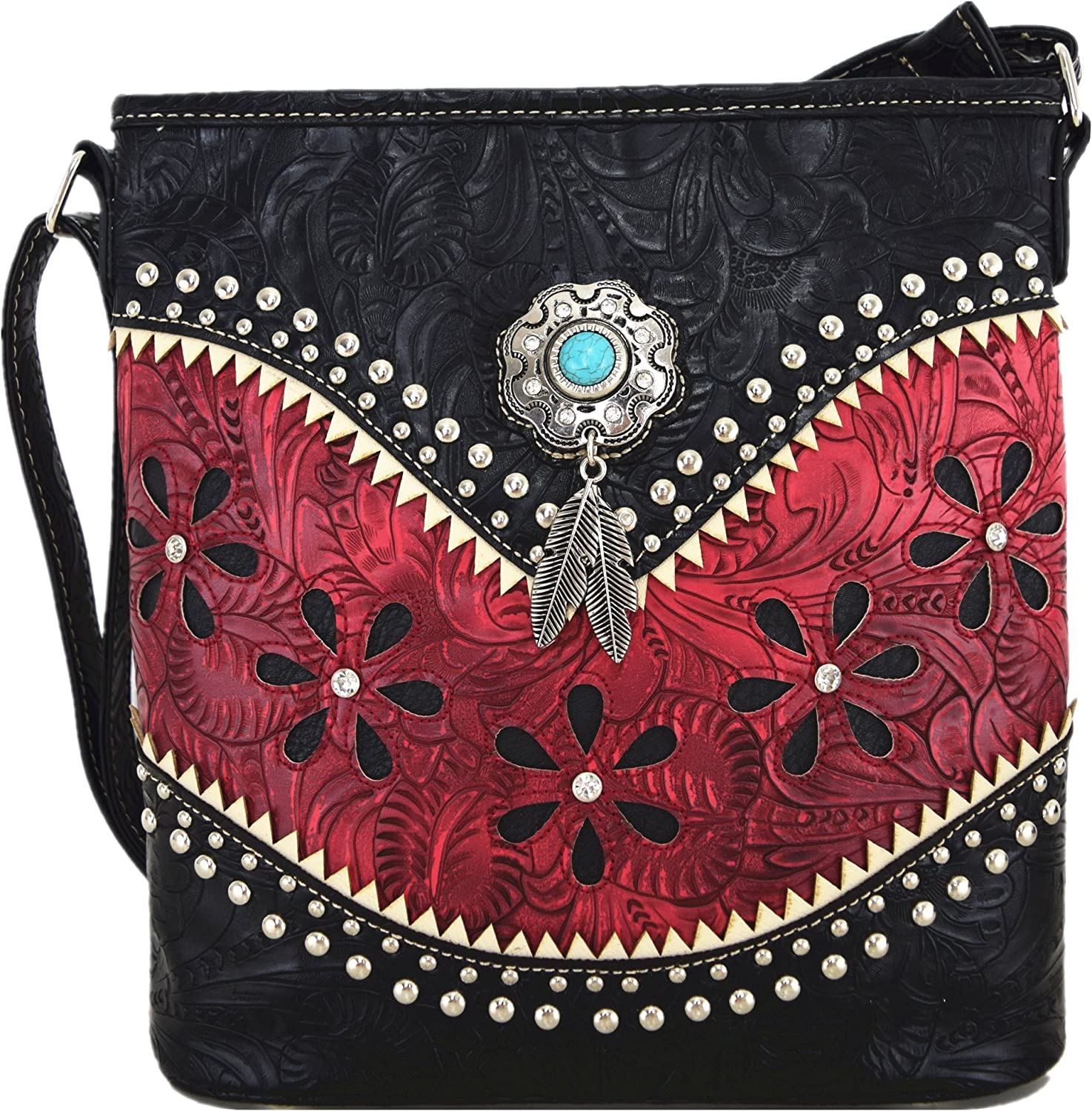 Western Tooled Leather...