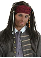 Authentic Pirate Wig Standard