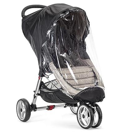 Baby Jogger Bj90451 Capa De Lluvia Para City Mini 3 Gt Individual