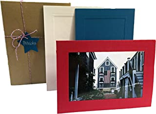 product image for Patriotic Collection - 4x6 Photo Insert Note Cards - 24 Pack by Plymouth Cards