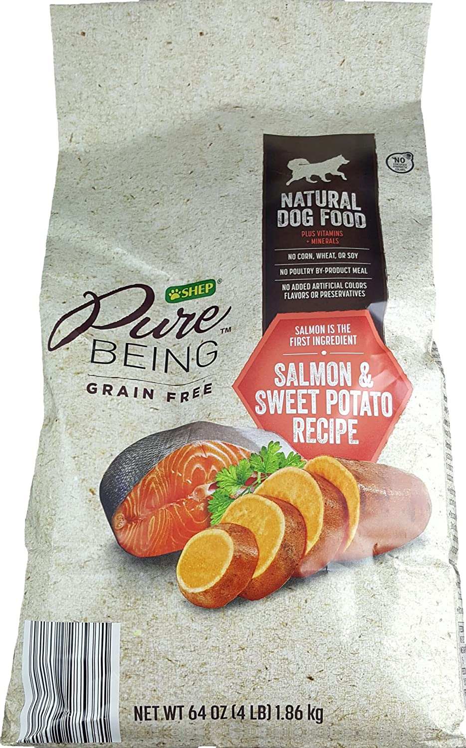 Salmon Sweet Potatoe Dog Food Recipe