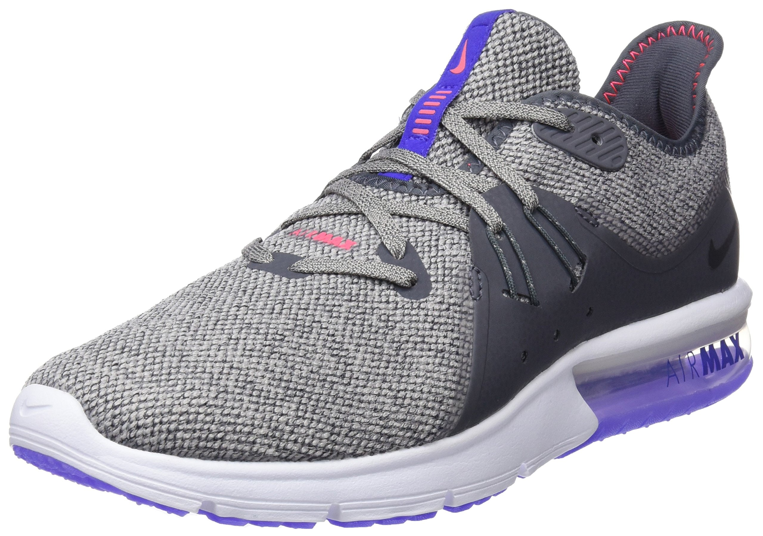 21ef1d08e34 Galleon - Nike Men s Air Max Sequent 3 Running Shoe (8.5