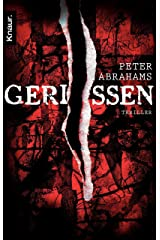 Gerissen: Thriller (German Edition) Kindle Edition