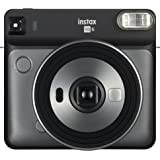 Instax Square SQ6 - 即时胶片相机Instax Square SQ6 Graphite Gray 底部 石墨灰色