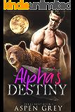Alpha's Destiny: An M/M Shifter MPreg Romance (Texas Heat Book 1)