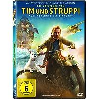 Die Abenteuer von Tim und Struppi - Das Geheimnis der Einhorn [Alemania] [DVD]