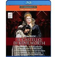 Donizetti: Il Castello Di Ke. [Jessica Pratt; Carmela Remigio; Xabier Anduaga; Stefan Pop; Riccardo Frizza] [Dynamic: 57834]