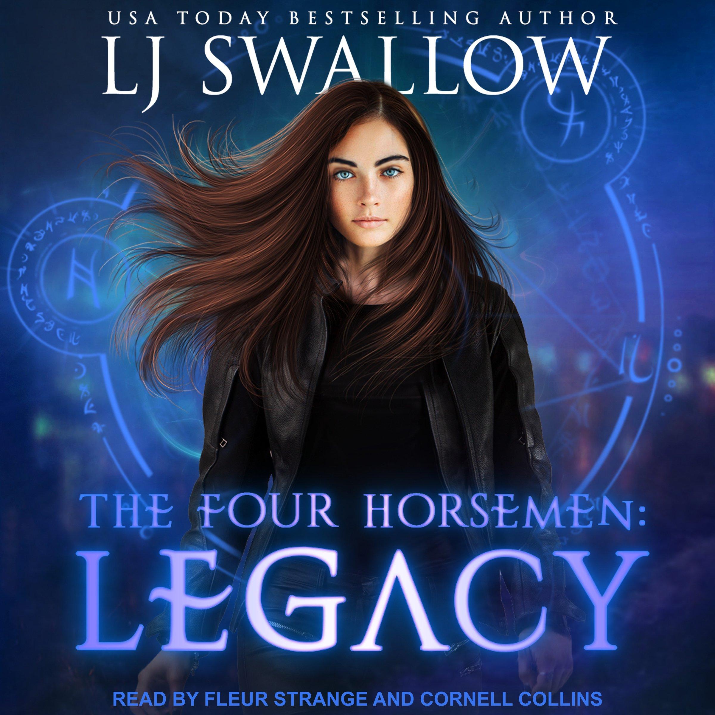 The Four Horsemen: Legacy: Four Horsemen Series, Book 1
