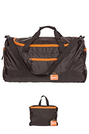 9fc88faafee5 Amazon.com | Travis Travel Duffel Bag - Foldable Carry-on with ...