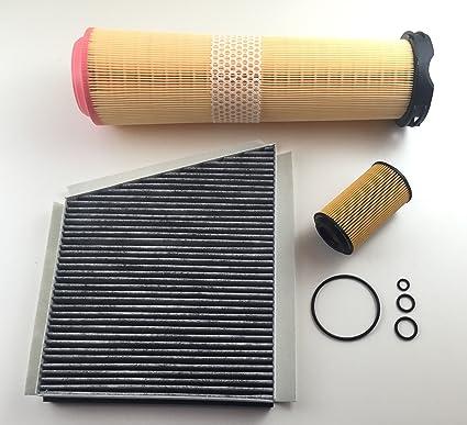 Filtro de aceite Filtro de aire Filtro de carbón activo ...