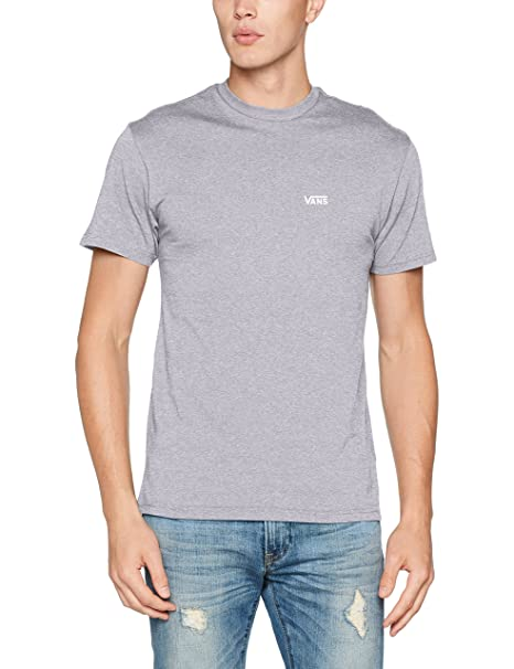 Vans_Apparel Left Chest Logo tee, Camiseta para Hombre