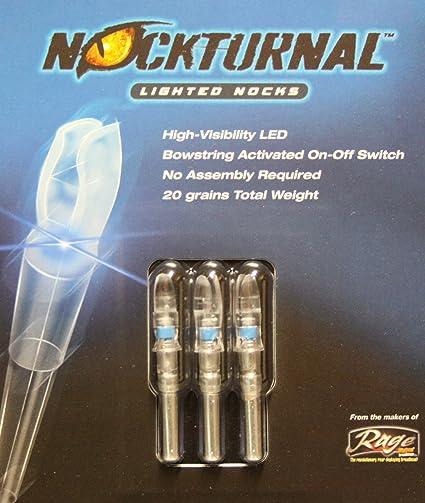 Nockturnal H Nock 3-Pack