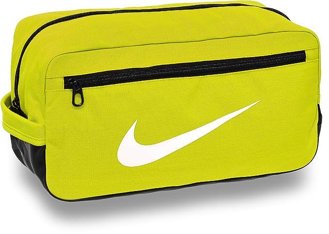 10d36e968 Nike Zapatillero Nk Brsla Bolsa de Deporte, Hombre, Negro/Blanco, Talla  única: Amazon.es: Deportes y aire libre