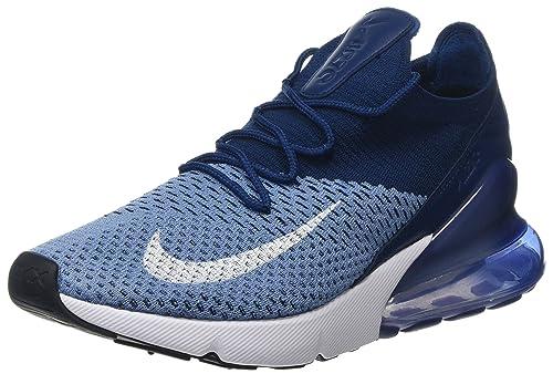 89714de6b Nike Men s Air Max 270 Flyknit Gymnastics Shoes  Amazon.co.uk  Shoes ...
