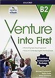 Venture into first. B2. Student'sbook-Workbook. Per le Scuole superiori. Con e-book. Con 3 espansioni online. Con CD-Audio