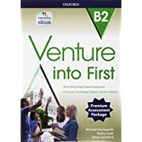 Venture into first. B2. Student'sbook-Workbook. Per le Scuole superiori. Con e-book. Con 3 espansioni online. Con CD-Audio
