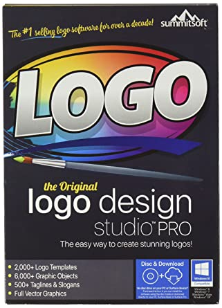 Amazon Com Logo Design Studio Pro Software