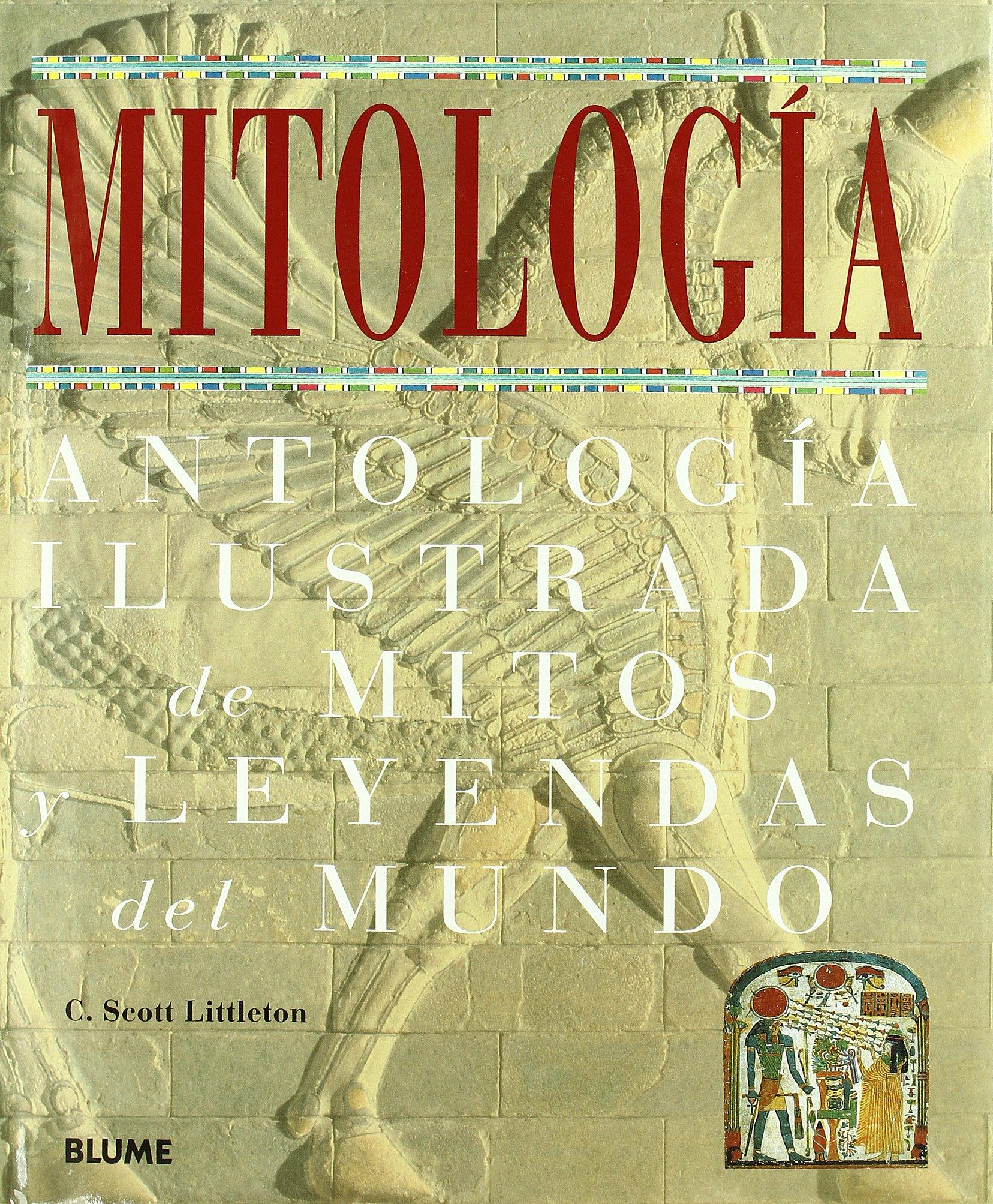 Mitologia: Antologia ilustrada de mitos y leyendas del mundo pdf