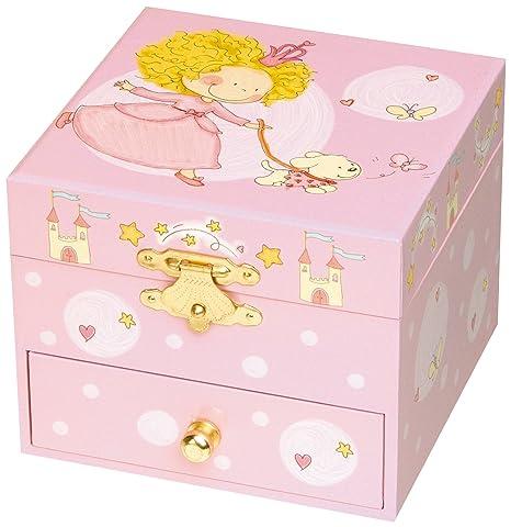 Trousselier - Caja de música para bebé (S20703): Amazon.es: Juguetes y juegos