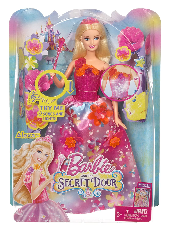 barbie alexa