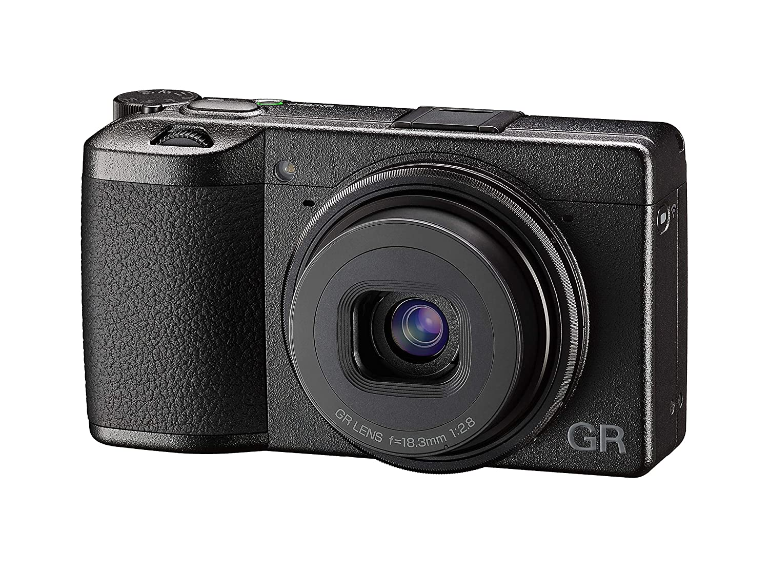 The GR III Digital Compact Camera travel product recommended by Brandon Ballweg on Lifney.