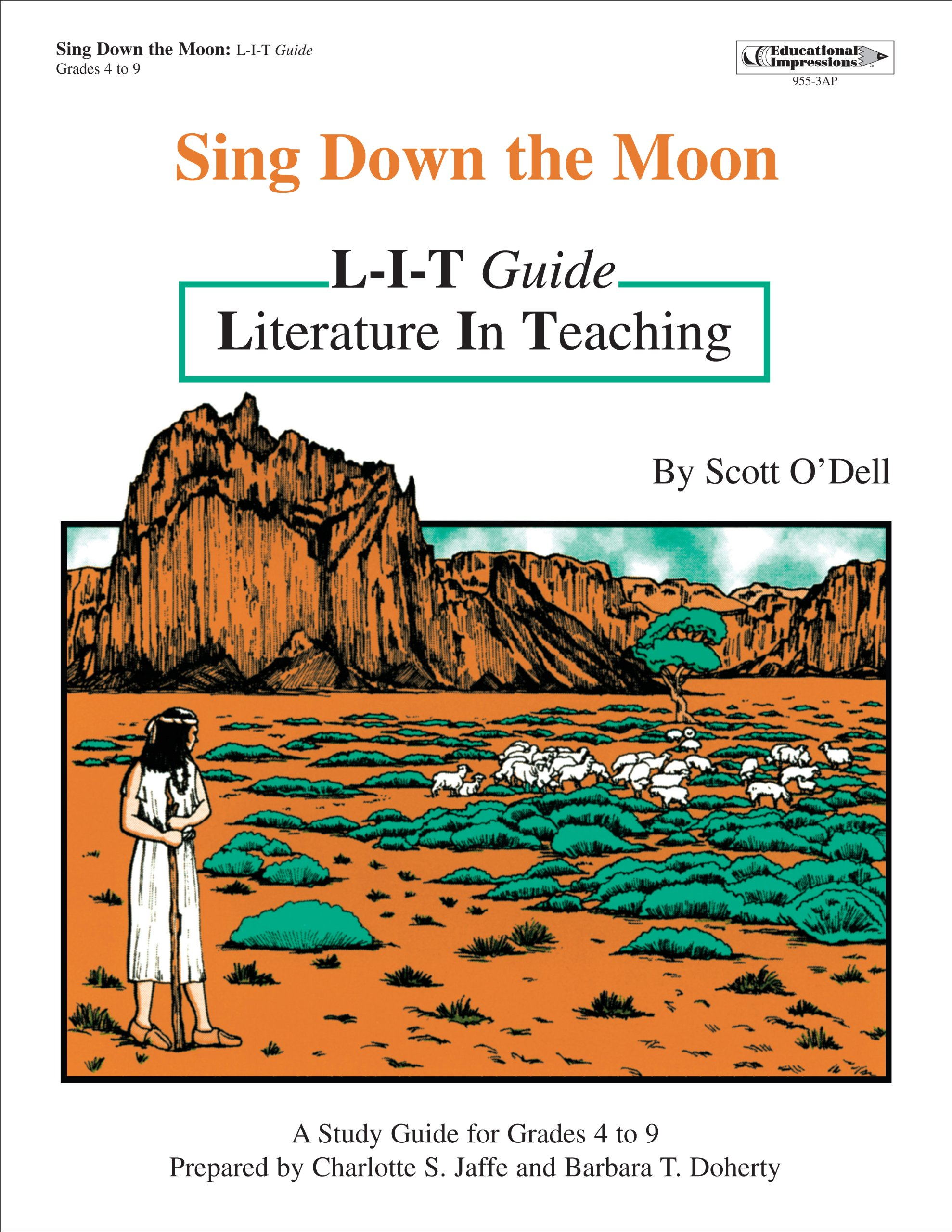 sing down the moon charlotte jaffe barbara doherty 9781566449557 rh amazon com Sing Down the Moon Questions Sing Down the Moon Story