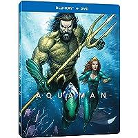 Aquaman Combo (SteelBook) [Blu-ray]