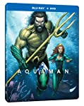 Aquaman Combo (SteelBook) [Blu-ray]