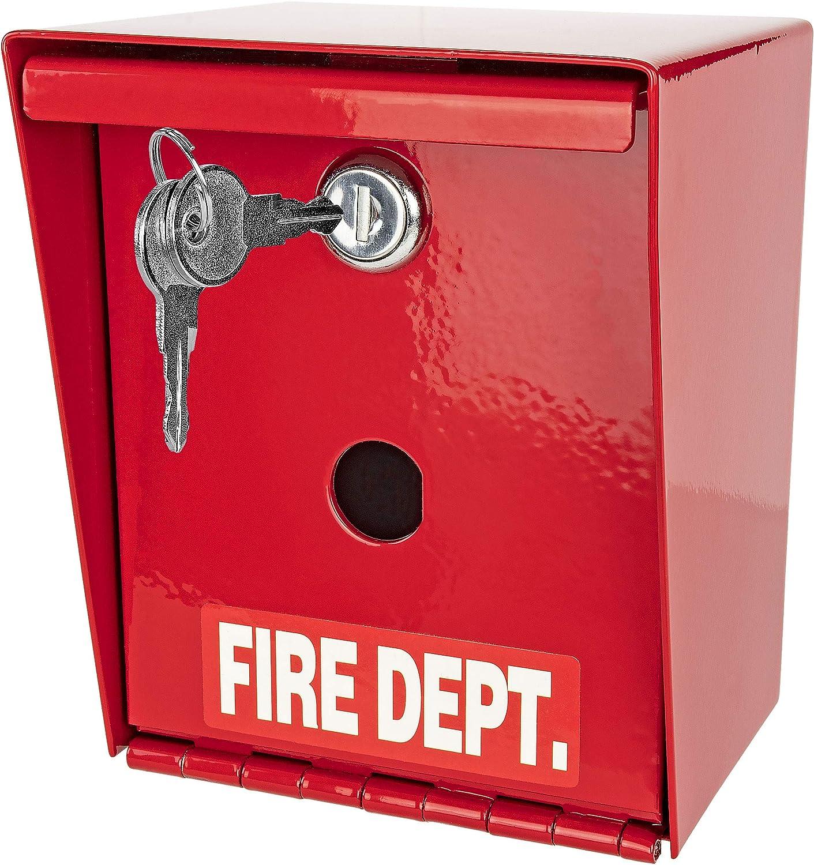Fairly Odd Treasures LLC FOT-50004 Fire Box