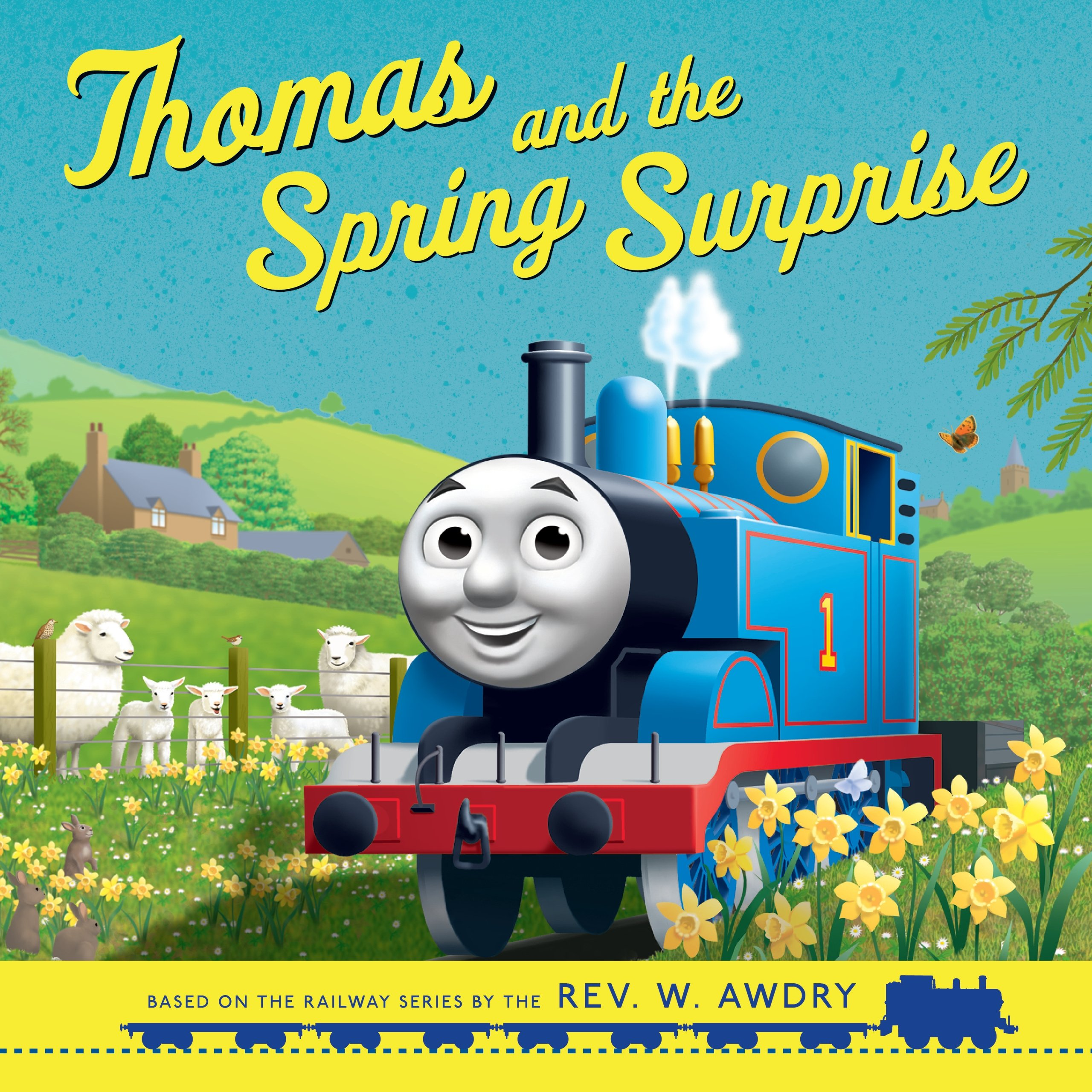 Thomas and the Spring Surprise Thomas & Friends Picture