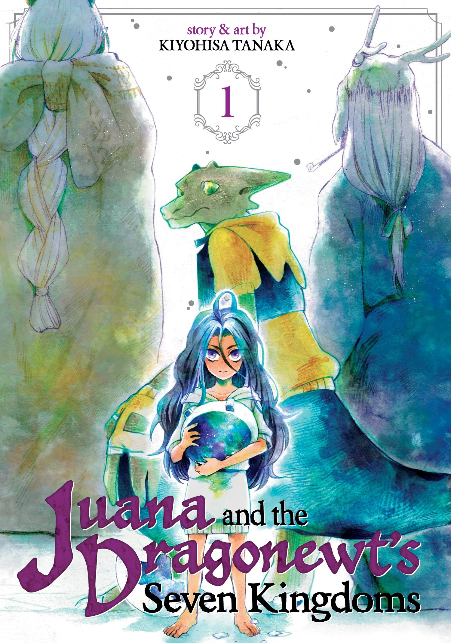 Juana and the Dragonewt's Seven Kingdoms Vol. 1 ebook