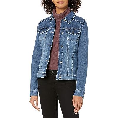 Riders by Lee Indigo Women's Stretch Denim Jacket at Women's Coats Shop
