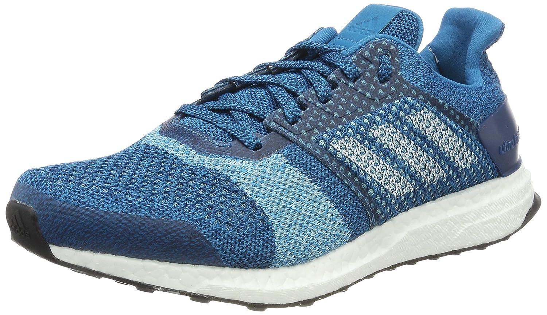Adidas Ultraboost St M, Zapatillas de Running para Hombre 49 1/3 EU Varios Colores (Petmis / Ftwbla / Azunoc)