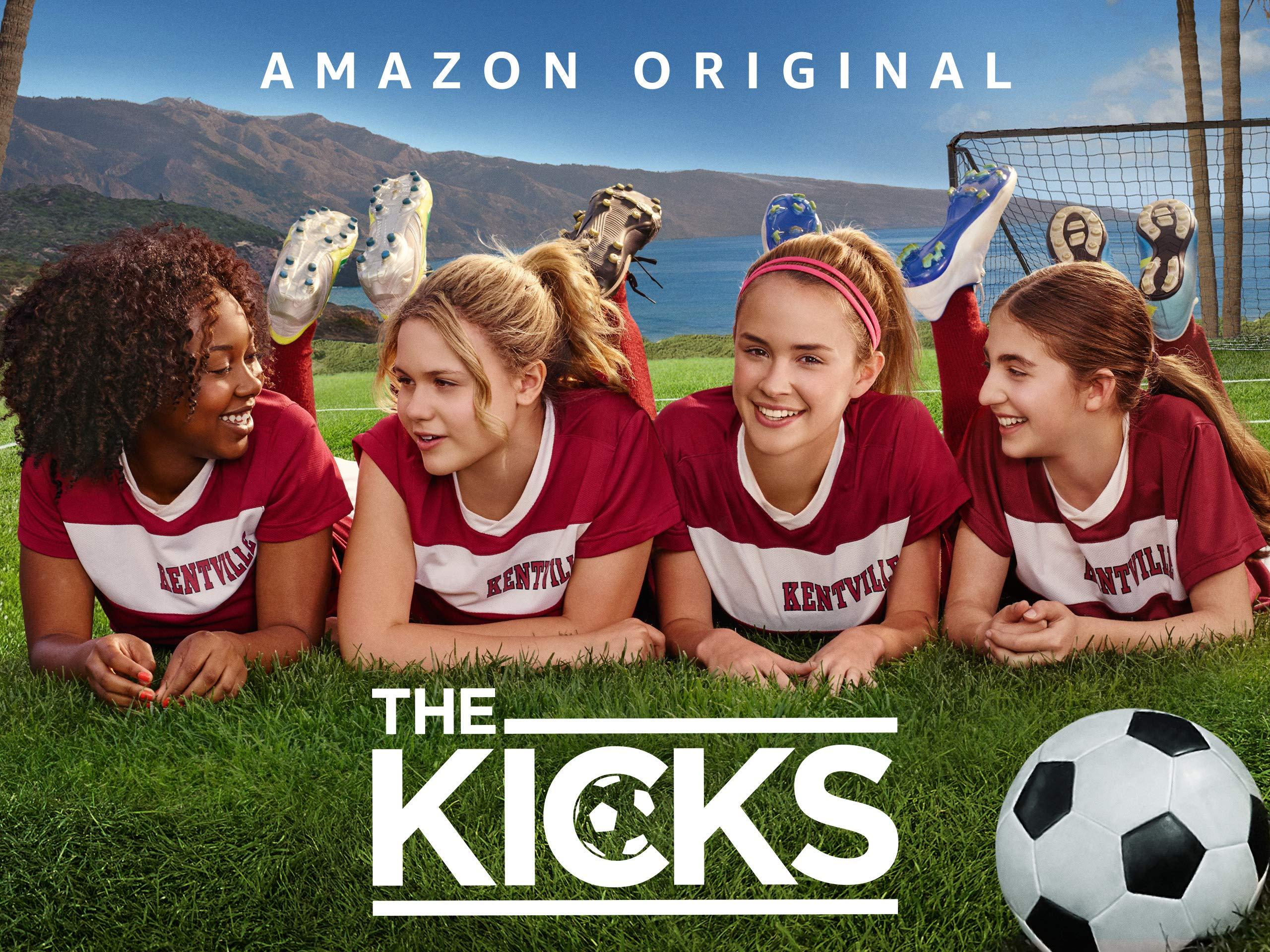 Amazoncom The Kicks Season 1 Isabella Acres Sixx Orange