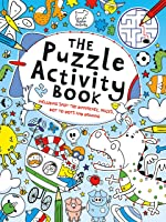 The Puzzle Activity Book (Buster Puzzle Activity)