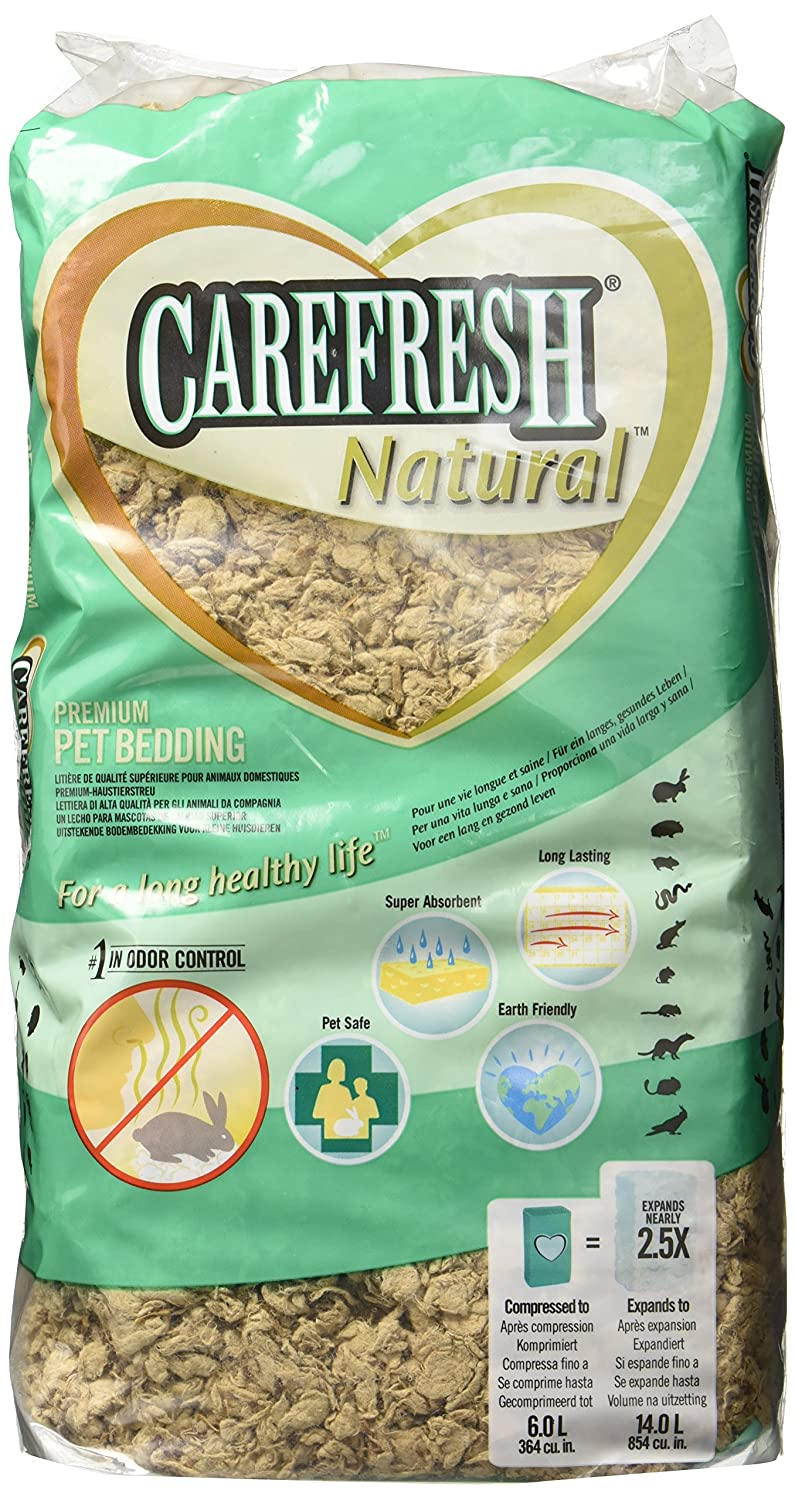 Absorption Corp Carefresh Natural Bedding 6 liters expands to 14 ...