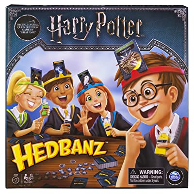 HedBanz – Harry Potter Party Game for Kids: Toys & Games