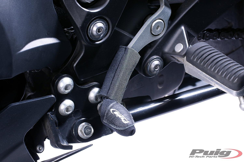 Puig 5248N Black Shift Lever Shoe Protector