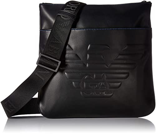 10805b5a5a61 Emporio Armani Messenger Bag with Front Pocket