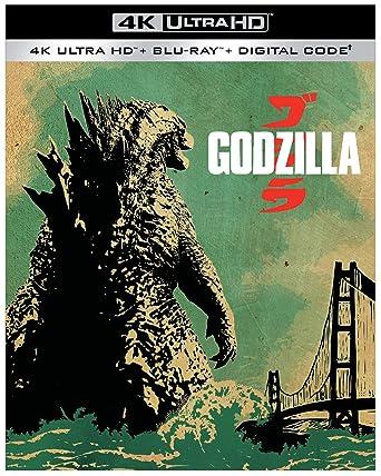 Poster. Godzilla (2014)
