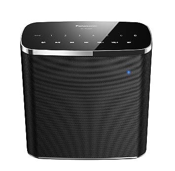 Panasonic SC-ALL05EG-K Wireless (wasserfest, Multiroom, WiFi ...