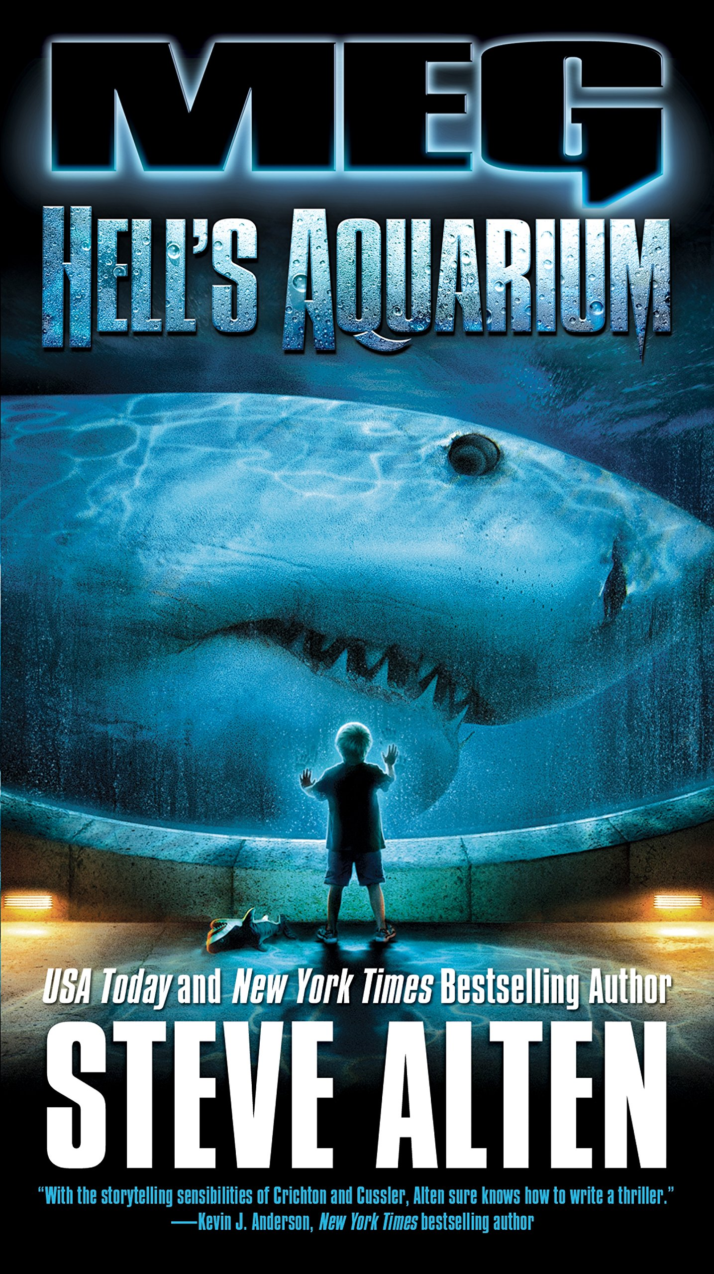 Download Meg: Hell's Aquarium pdf