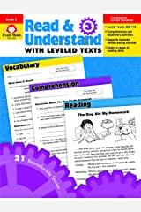 Read & Understand with Leveled Texts, Grade 3 Paperback