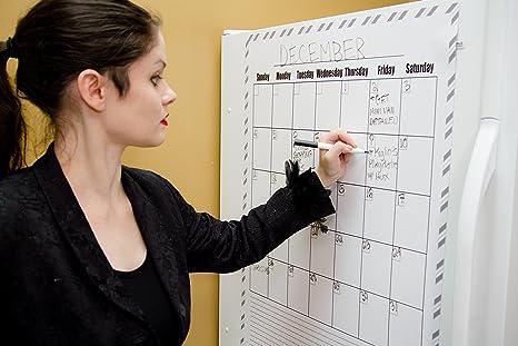 Kühlschrank Jahreskalender : Riesiger magnetischer kalender�?�monatsplaner