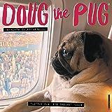 Doug the Pug 2019 Square Wall Calendar