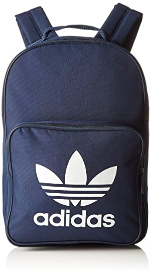 Amazon.com: adidas Originals Bp CLAS Trefoil Backpack One Size Collegiate Navy: Sports & Outdoors