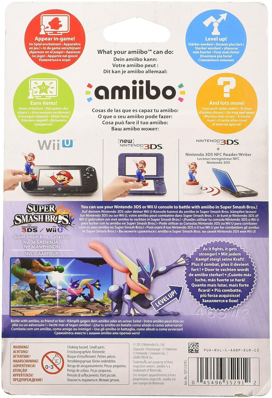 amiibo Smash Quajutsu #36: Nintendo Wii U: Amazon.de: Games