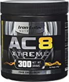 Iron Labs Nutrition, AC8 Xtreme (Tropical Blast) - Pre-Workout Supplement, 300 grams