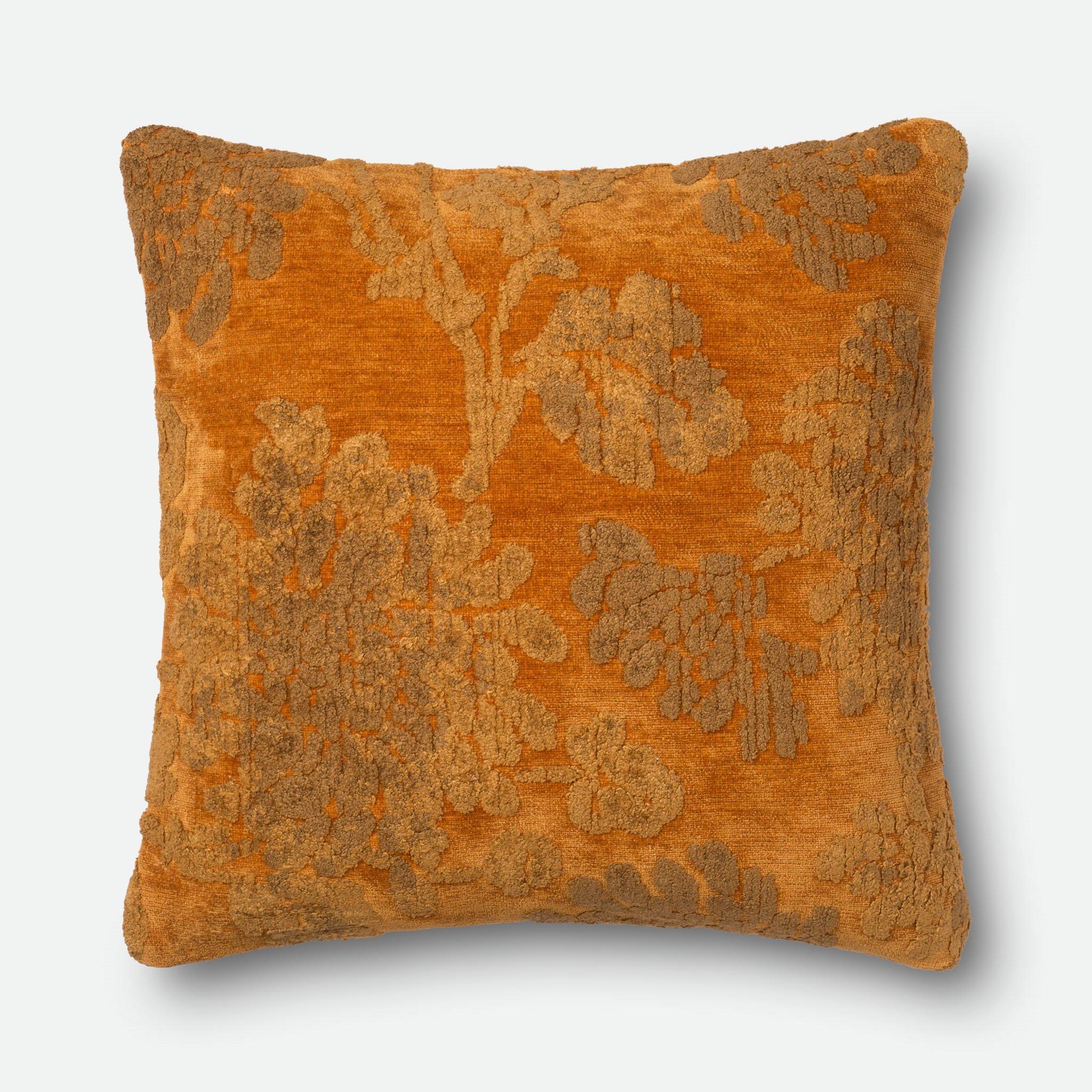 Loloi  Accent  Pillow  DSETGPI13AI00PIL3  Aura  100%  Viscose  with  Down  Fill  22''  x  22'' by Loloi (Image #1)